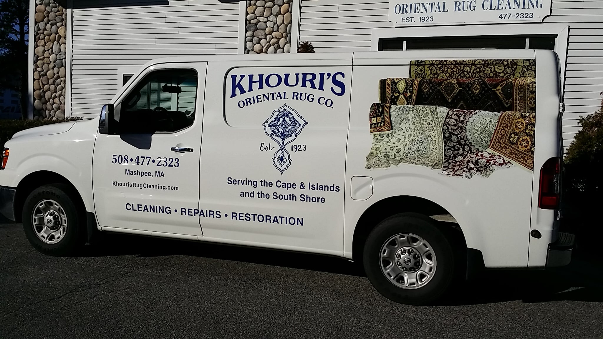 Service Areas   Khouri's Rug Cleaning